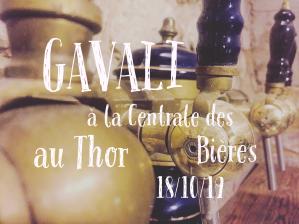 Centrale des Bières Thor